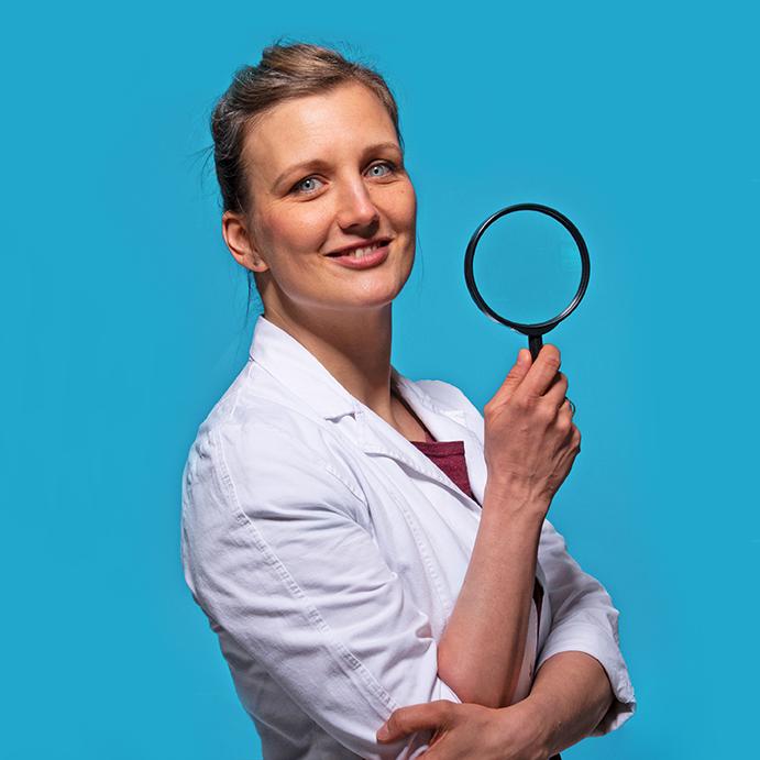 Laura Hoerath- Forschperspektive Wissenschaftstheater